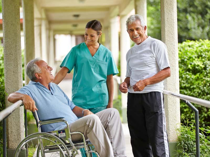Cuidados Auxiliares en la Enfermería Geriátrica Online