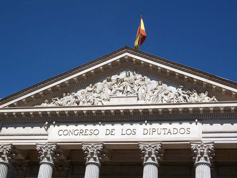 Oposiciones Online Ujier del Congreso