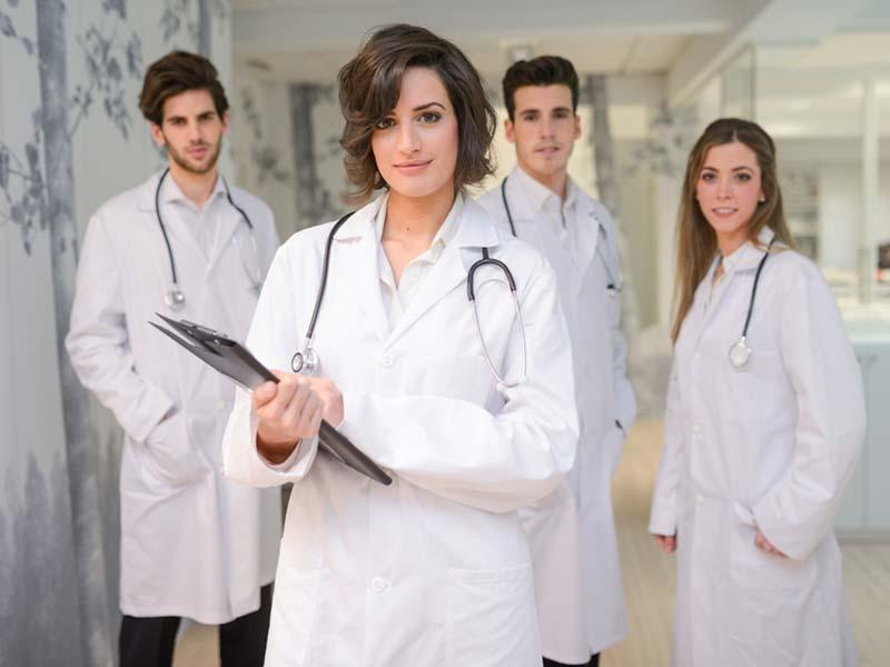 Oposición Online de Auxiliar de Enfermería del SERMAS